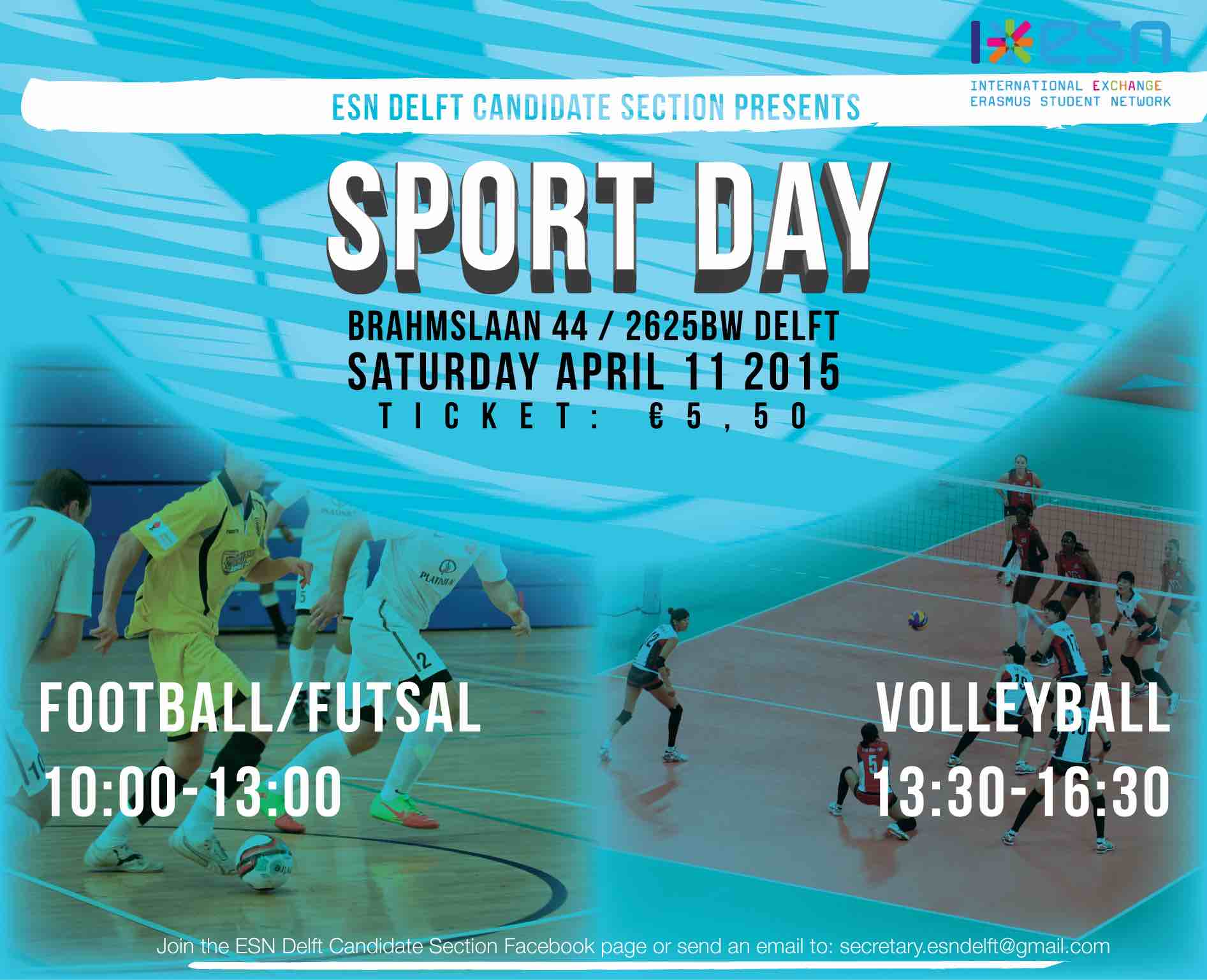 Sport Day - ESN Delft - pherkan.com